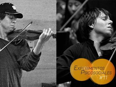 experimento psicosocial nº 11 el famoso violinista en el metro