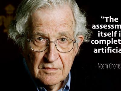 Purpose of education Noam Chomsky