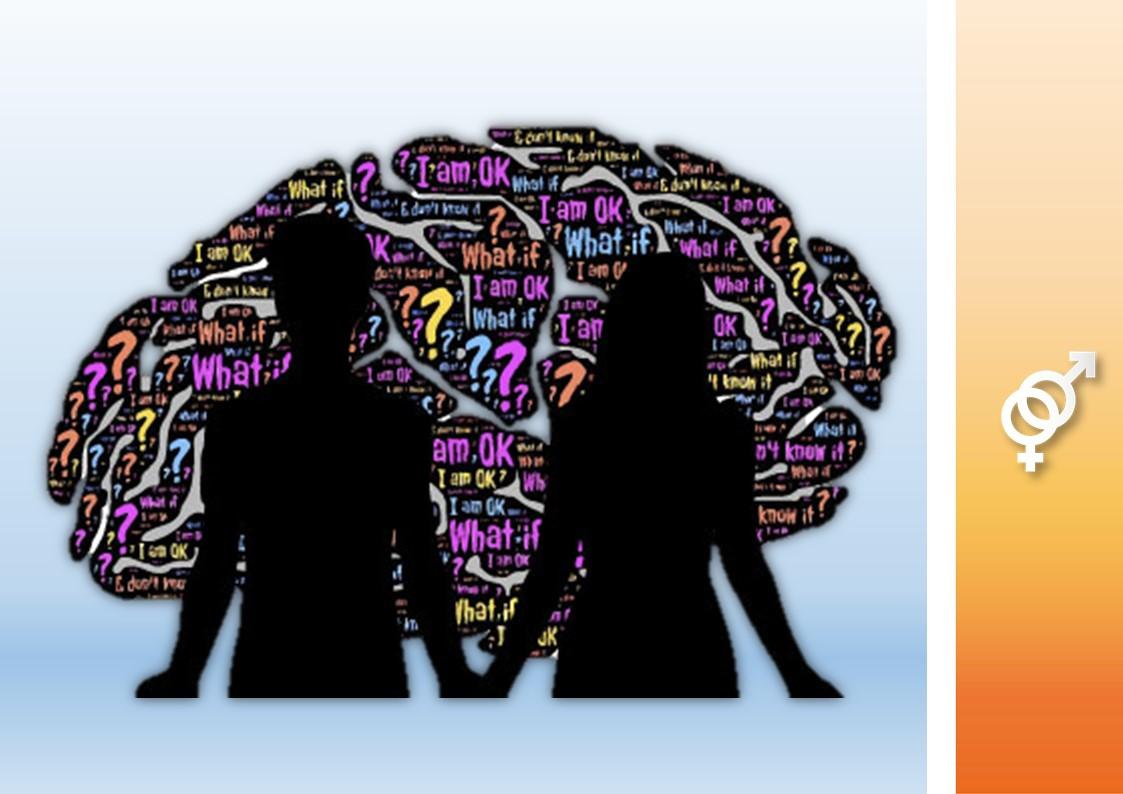 cerebro hombre y mujer
